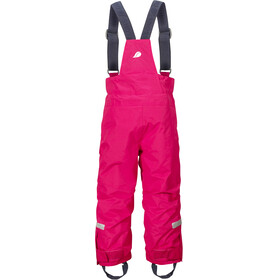 Didriksons 1913 Kids Idre Pants Warm Cerise